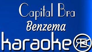 Capital Bra   Benzema | Karaoke Lyrics Instrumental