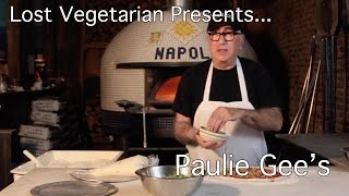 Lost Vegetarian Presents... Episode 1.3 - In Ricotta Da Vegan At Paulie Gee's