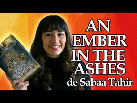EU LI: Uma chama entre as cinzas {An Ember in the ashes} - Sabaa Tahir