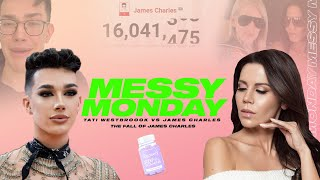 DRAMA ALERT! BYE SISTER - TATI vs JAMES CHARLES + MORE | MESSY MONDAY