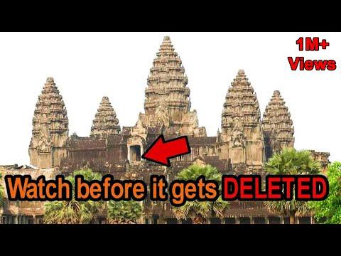 Is Angkor Wat 1 MILJOEN JAAR geleden gebouwd?