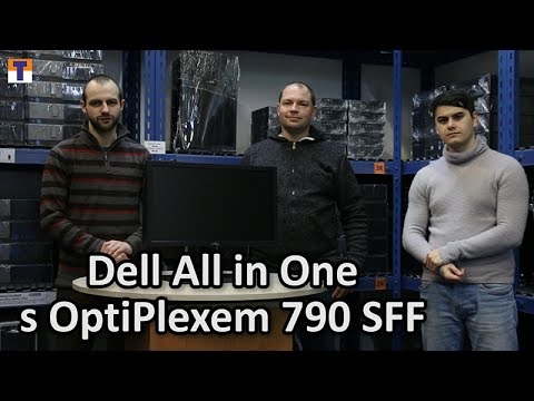 Dell All in One s OptiPlexem 790 SFF