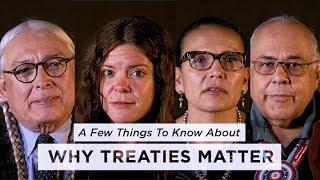 Why Treaties Matter | NPR
