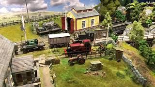 National Festival Of Railway Modelling Peterborough