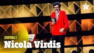 Nicola Virdis è Il Golden Buzzer Di Lodovica Comello