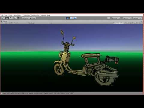 Tutorial for making 3D art using Unity 2D Tools — polycount