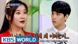 Don't Touch, Otherwise It Will POP! [Hello Counselor / 2016.10.03]