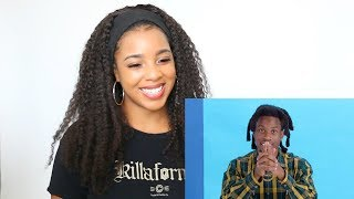10 THINGS DENZEL CURRY CAN'T LIVE WITHOUT   Reaction