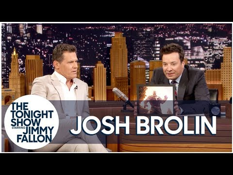 Avengers' Josh Brolin Tries Out Different Voices for Thanos