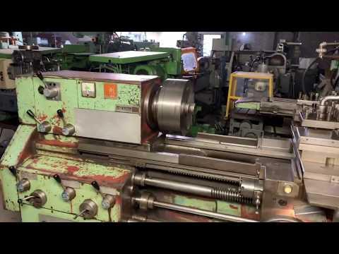 TOS SU50A/1500 Lathe Machine