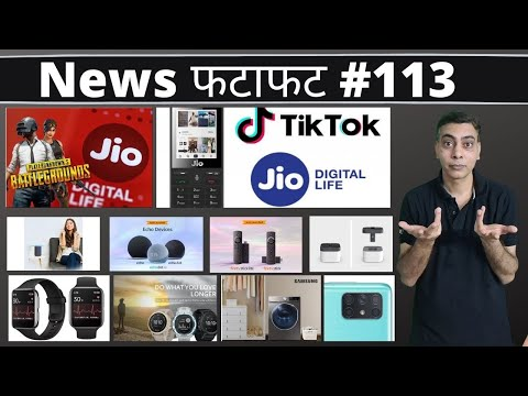 Jio in Talks with TikTok and PubG, Flipkart Smart Speaker, realme UI 2.0 roadmap
