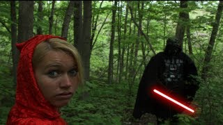 Little Red Riding Hood And The Big Bad Sith