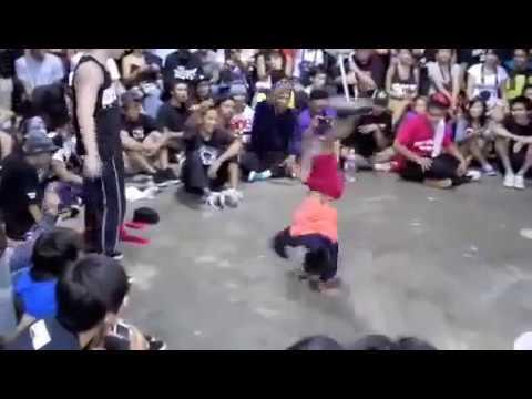 Thần đồng Hip Hop 8 tuổi nhảy cực siêu!