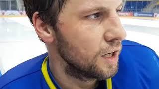 Никита Цирулев после матча «Алматы»- «Горняк»