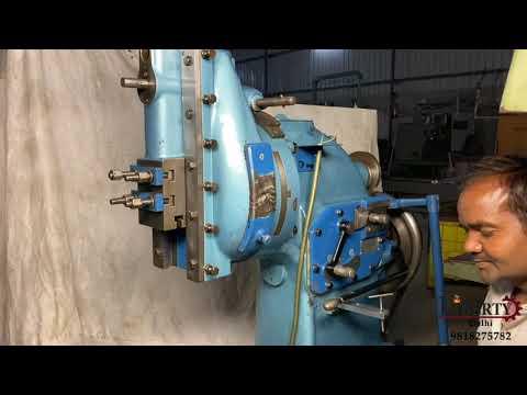 GSP 250 mm Slotting Machine