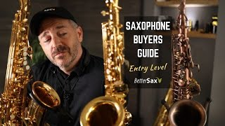 YAMAHA vs JEAN PAUL vs AMAZON | Alto Saxophone - Entry Level Buyers Guide