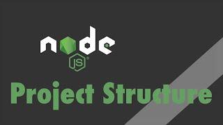 Node.js + Express - Tutorial - Express Project Structure & First little App