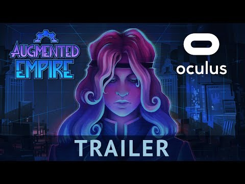 Augmented Empire - Announcement Trailer | RPG for Gear VR, powered by Oculus thumbnail