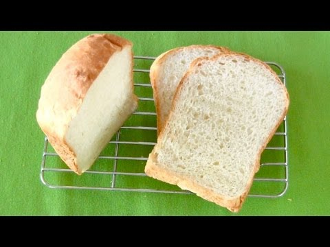 How to Bake Bread Using a Bread Machine (Recipe) ホームベーカリーの使い方 (レシピ)