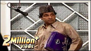 Umer Sharif and Sikandar Sanam Comedy Stage Drama