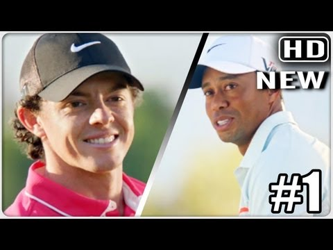 Tiger Woods VS Rory McIlroy: sunny Nike golf 2013 commercial