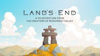 Анонс игры Land's End для мобильных устройств