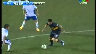 Jugada Riquelme vs San Luis / Amistoso 2013