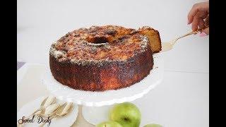 מתכון לעוגת דבש ותפוחים