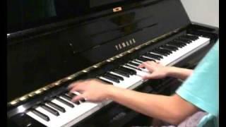 James Blunt - Dangerous (piano cover)