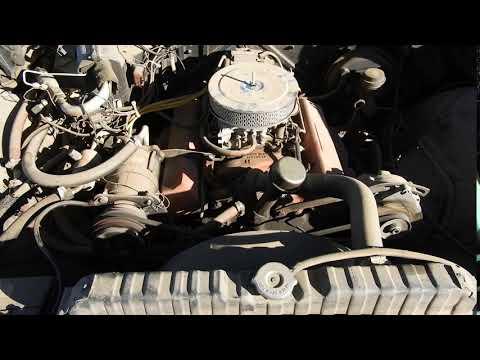 Video of '66 Caprice - MHU7