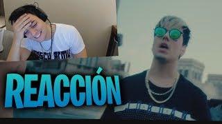 REACCIÓN | DUKI, Ysy A, C.R.O   Hijo De La Noche