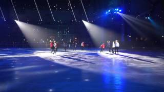 preview picture of video 'Ecole de Glace de Boulogne Grand Palais décembre 2014'