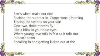 Chase Rice - Beach Town Lyrics