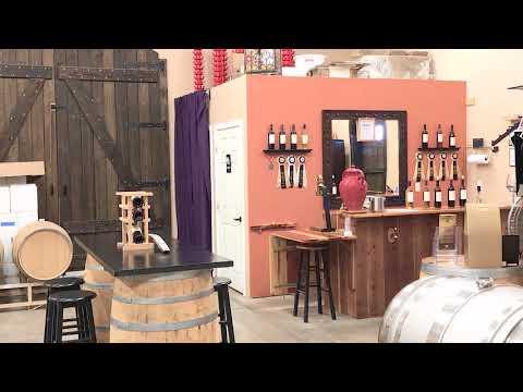 Winery in Ramona, California