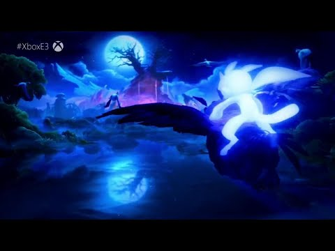 Ori and the Will of the Wisps Developer Walkthrough Gameplay – IGN Live E3 2018