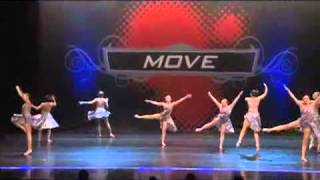Don't Wanna Miss A Thing - MOVE Mid America Champions 2012