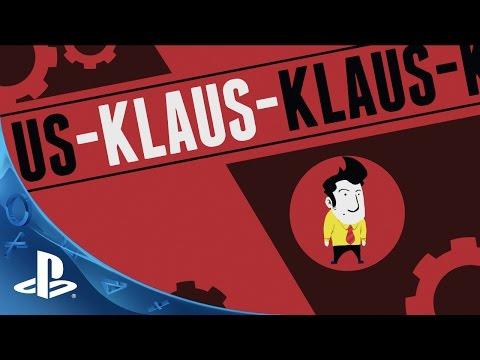 KLAUS - Announce Trailer | PS4 & PSVita thumbnail
