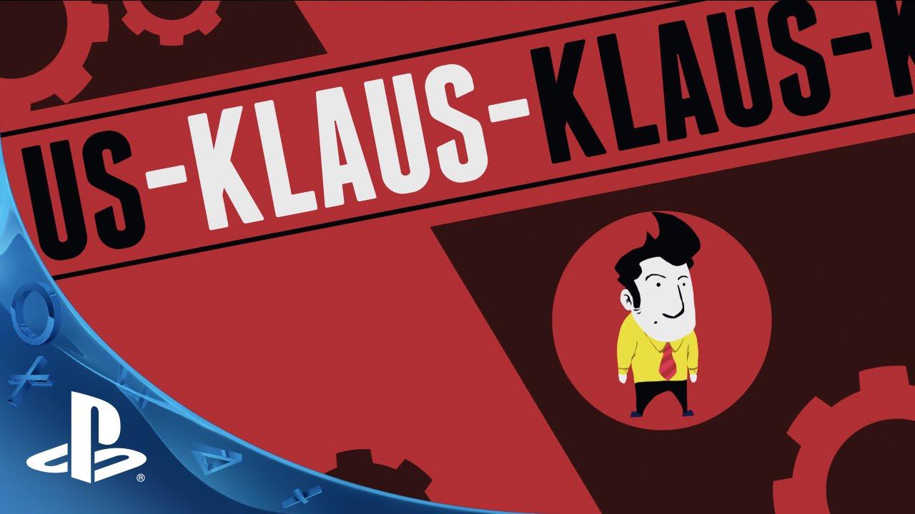 Puzzle Platformer Klaus Coming to PS4, Vita
