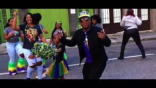 GREEDY GROUCHY -MARDI GRAS PARTY (OFFICIAL MUSIC VIDEO)