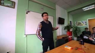 Лекция доктор Шаблина: ЭМ-технология и онкология