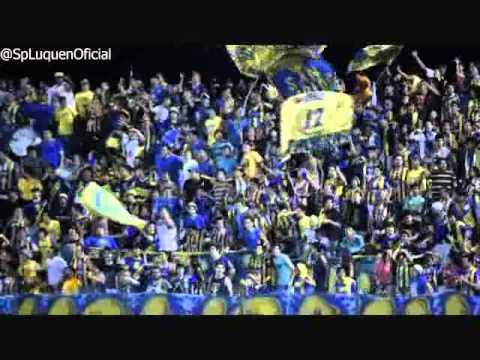 """""""Hinchada contra Rubio Ñu"""" Barra: Chancholigans • Club: Sportivo Luqueño"""