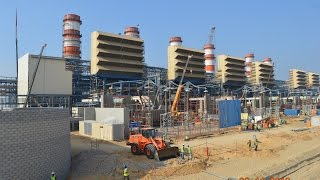 Beni Suef CCPP, Egypt  - محطة كهرباء بني سويف، مصر
