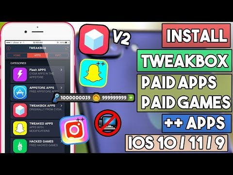 How To Download Paid App Store Apps FREE On IOS 11 - 11 3 1 / 10 / 9