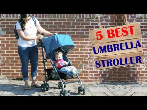5 Best Umbrella Strollers – Best Umbrella Stroller For Travel – Best Umbrella Stroller Review