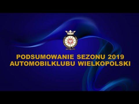 Działalność Automobilklubu Wielkopolski w 2019 roku