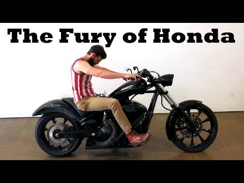 Watch this before you buy a Honda Fury