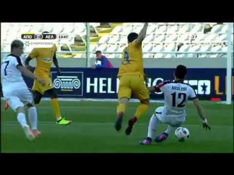 ΒΙΝΤΕΟ: ΑΠΟΕΛ 0-0 ΑΕΛ, κύπελλο