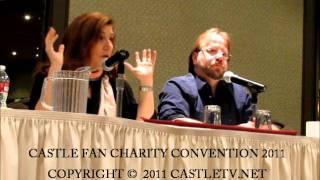 CastleCon 2011 : Terri Miller & Andrew Marlowe