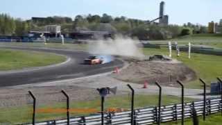 [Fekzen.se] - BMW E30 325i Turbo Drifting @ 1.1 bar - [HD]