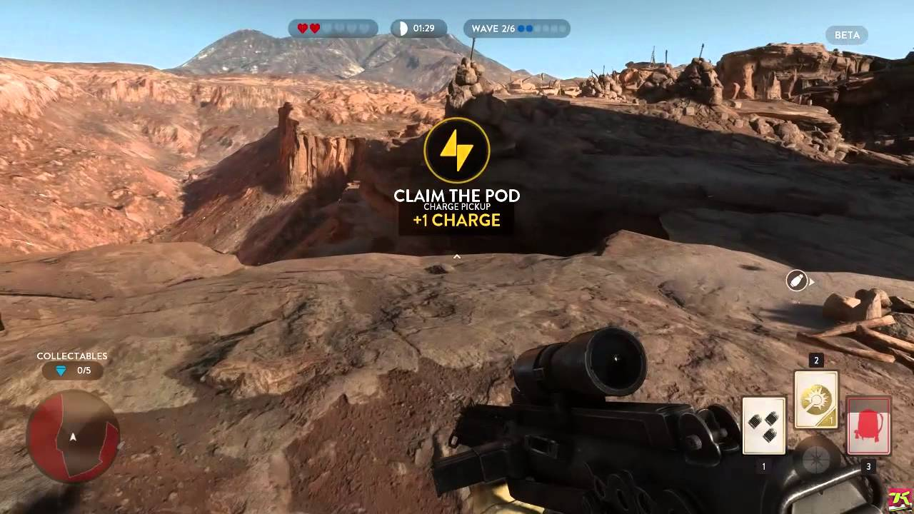 Here's What You Should Know About The Star Wars: Battlefront Beta